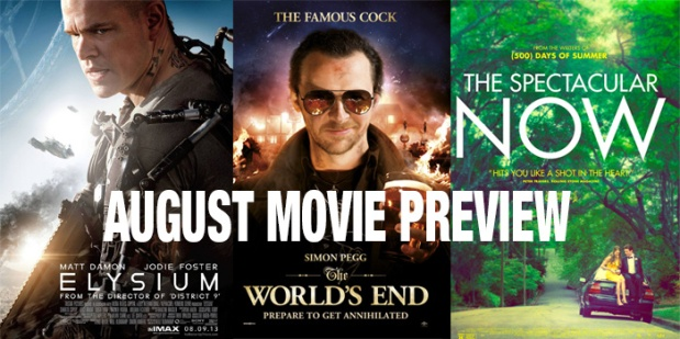 August Movie Preview
