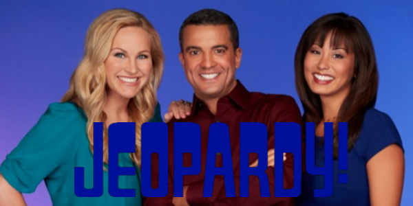 The famed Jeopardy! Clue Crew